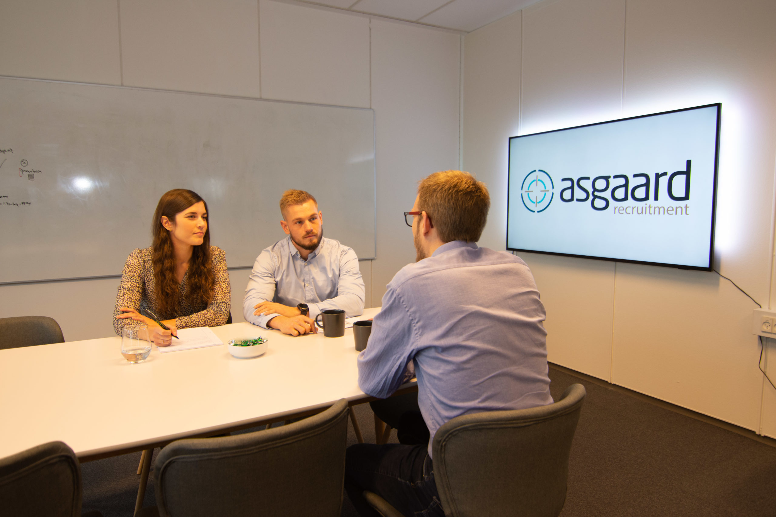 Asgaard Recruitment samtale