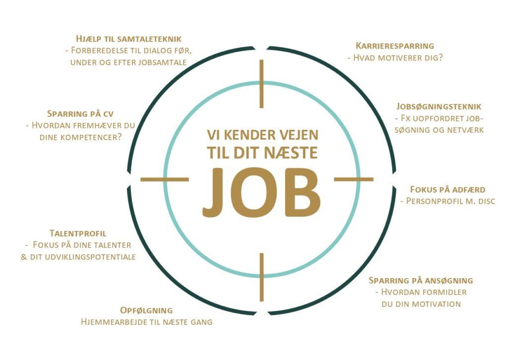 Kender du dit næste karriereskridt?
