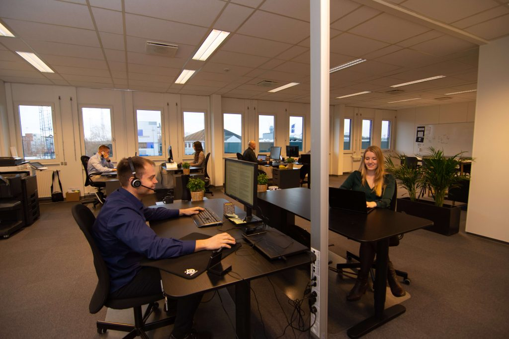 Rekruttering Marketing kontor